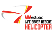 1 Westpac Life Saver Rescue Helicopter Lismore