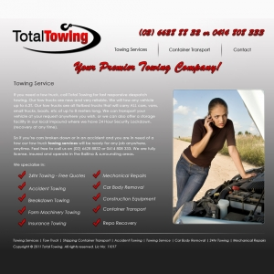 Total Towing | Ballina, Lismore
